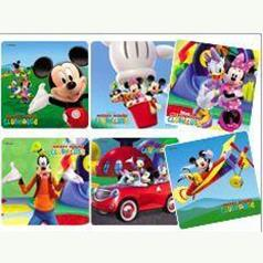 s MICKEY MOUSE CLUBHOUSE STICKER ASSORT