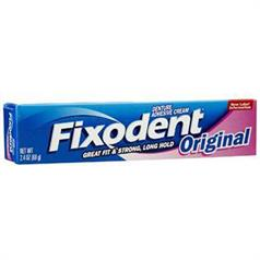 FIXODENT COMPLETE ADHESIVE ORIGINAL 47g