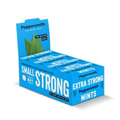 PEPPERSMITH XYLITOL X STRONG MINTS 15g