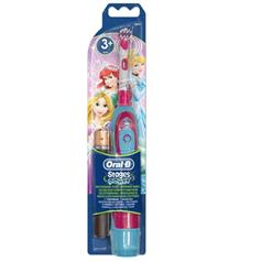 ORAL B KIDS PRINCESS BATTERY T/BRUSH