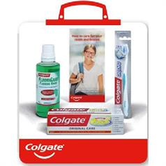 COLGATE ORTHODONTIC STARTER KIT