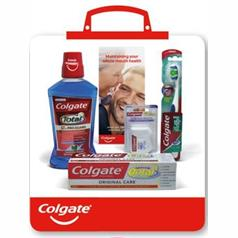COLGATE WHOLE MOUTH HEALTH STARTER KIT