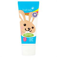 B/BABY 0-3 YRS APPLEMINT T/PASTE 50ml