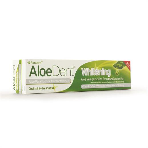 Aloe Dent Whitening Toothpaste 100ml (Pack of 6)