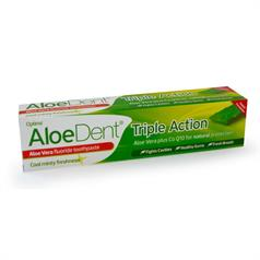 ALOE DENT FLUORIDE TRIPLE ACT 100ml T/P