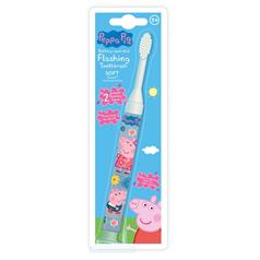f PEPPA PIG FLASHING T/BRUSH