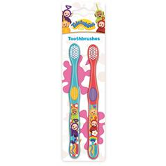 TELETUBBIES T/BRUSH TWIN PK