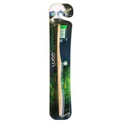 Woobamboo Eco Adult Medium Toothbrush