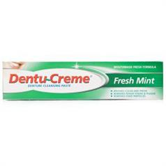 DENTU CREME CLEANSING T/PASTE 75ml