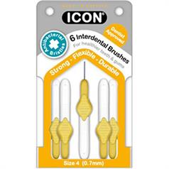 ICON A/BACT I/DENTAL YELLOW FINE 0.7mm