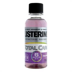 LISTERINE TOTAL CARE 95ml M/RINSE