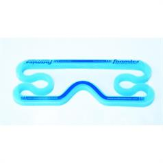 FOAMIES CLEAR MED DISPOSABLE EYEWEAR