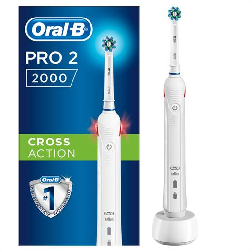Oral-B: Power Pro 2000 Action