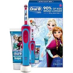 ORAL B KIDS VITALITY FROZEN GIFT SET