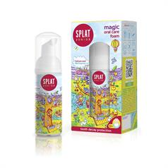 SPLAT JUNIOR MAGIC ORAL CARE FOAM 50ml