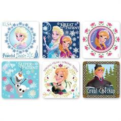 DISNEY FROZEN PATIENT STICKER ASSORT