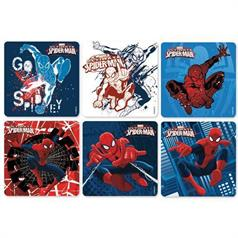 SPIDERMAN STICKER ASSORT