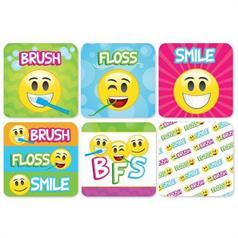EMOJI STICKER ASSORT