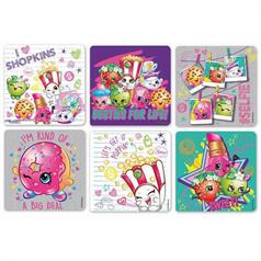 SHOPKINS STICKER ASSORT