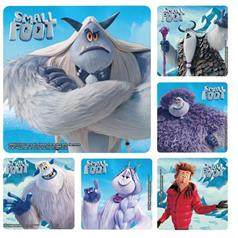 SMALLFOOT STICKER ASSORT