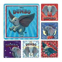 DISNEY DUMBO STICKER ASSORT