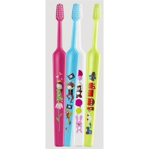 Tepe Mini X Soft 0-3 years Toothbrush Blister (Pack of 14)