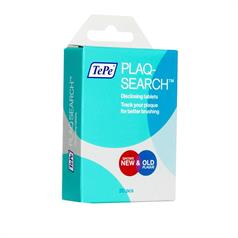 p TEPE PLAQSEARCH BOXED DISCL TABLETS 20