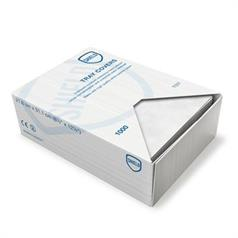 VERIFY+ TRAY LINING PAPER WHITE PK 1000