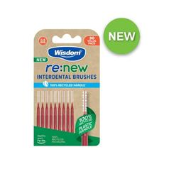 WISDOM RENEW RED 0.5mm I/DENTAL PK 30