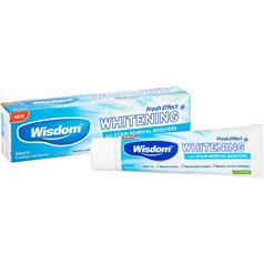WISDOM FRESH EFFECT WHITENING 30ml T/P