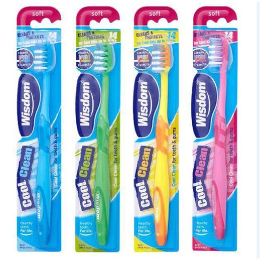 Wisdom Cool Clean Toothbrush